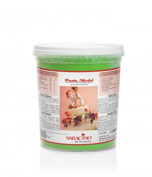 Shop - Pasta Model Verde Chiaro 1 Kg