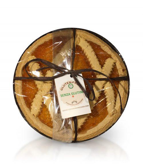 Shop - Crostata Albicocca - Senza Glutine