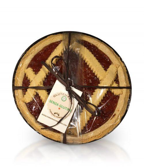 Shop - Crostata Fragola - Senza Glutine