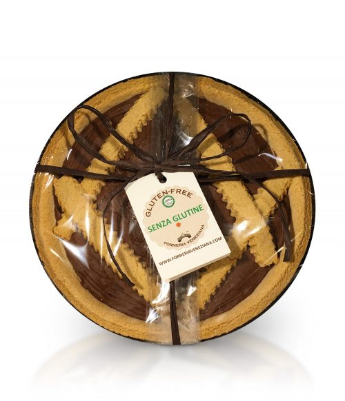 Shop - Crostata Gianduia - Senza Glutine